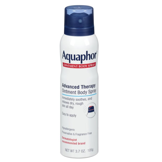 Picture of Aquaphor Ointment Body Spray 3.7oz