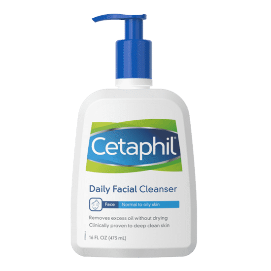 Picture of Cetaphil Daily Facial Cleanser 4oz
