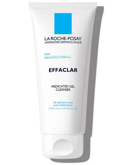 Picture of La Roche-Posay Effaclar Medicated Acne Face Wash 6.76oz